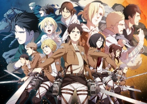 Characters of Attack on Titan