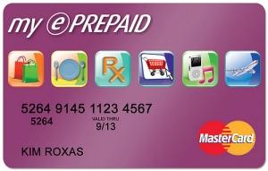 BPI My ePrepaid Mastercard