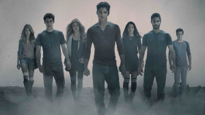 The cast of Teen Wolf with new members.