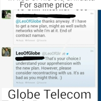 Globe Telecom Sucks Again