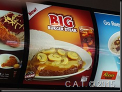 Big Burger Steak