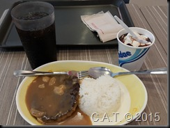 Jollibee Big Burger Steak