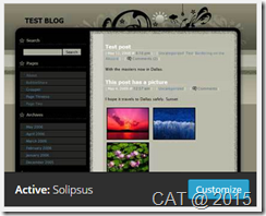 solipsus theme