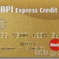 My BPI Express Credit Arrived!