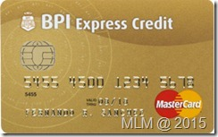 bpi gold mastercard pre approved