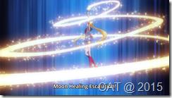 sailor moon new healing escalation