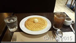 pancake house classic golden brown waffle